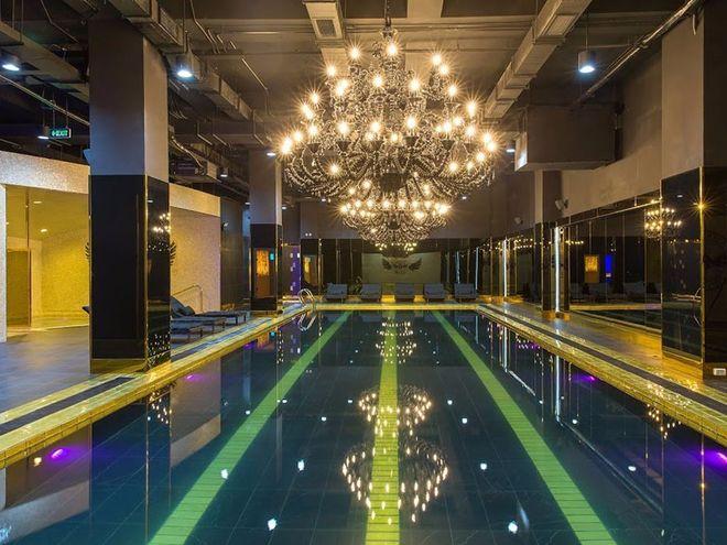 Во Вьетнаме открыли самый роскошный спортзал в Азии