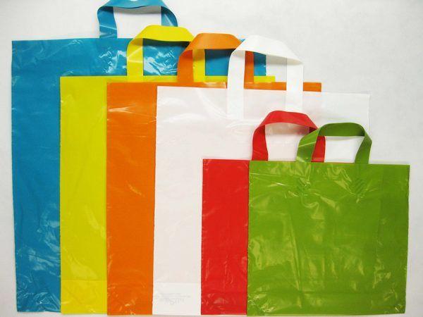 В Киеве хотят запретить полиэтиленовые пакеты в магазинах