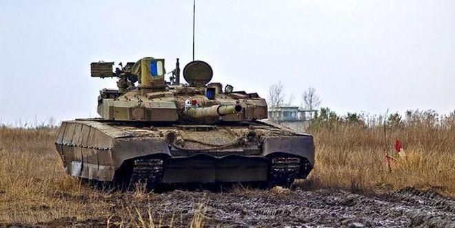 Украинские эксперты помогут Индии разработать новый танк