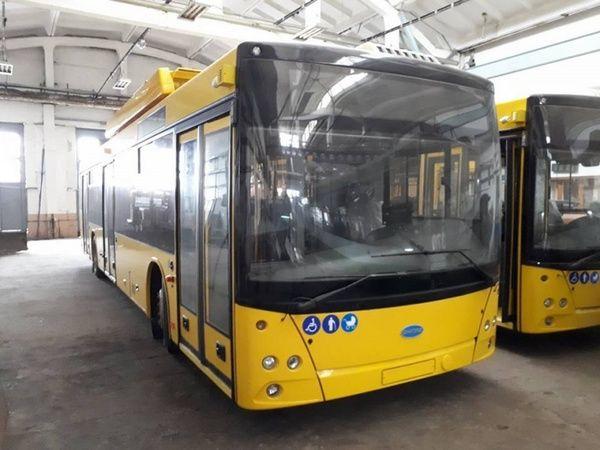 В Черновцах будет курсировать электротранспорт нового поколения