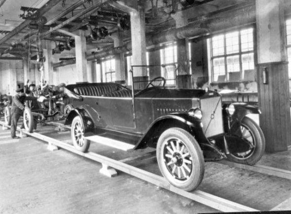 Как выглядили автомобили Volvo 91 год назад