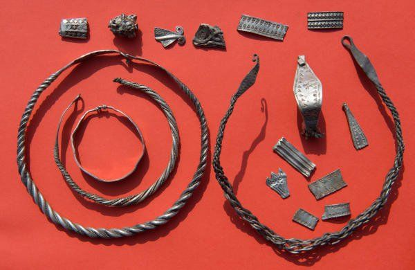 Подросток нашел клад легендарного короля викингов