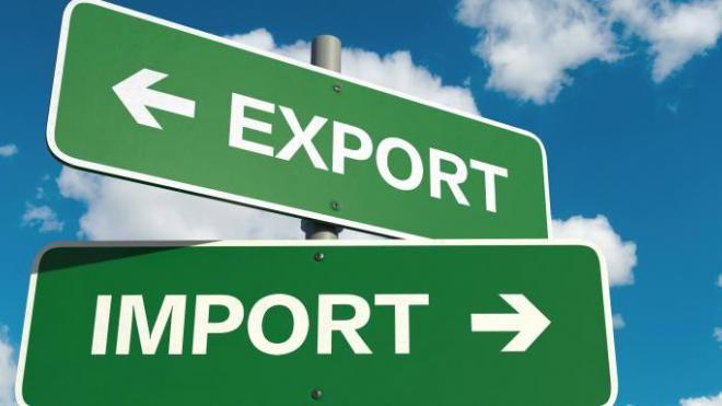Импорт товаров в Украину превысил экспорт на $741,1