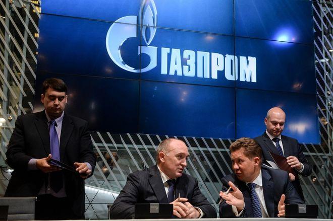 Украина планирует взыскивать штраф с «Газпрома» на территории других стран
