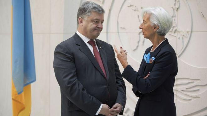 МВФ пессимистически смотрит на будущее украинской экономики