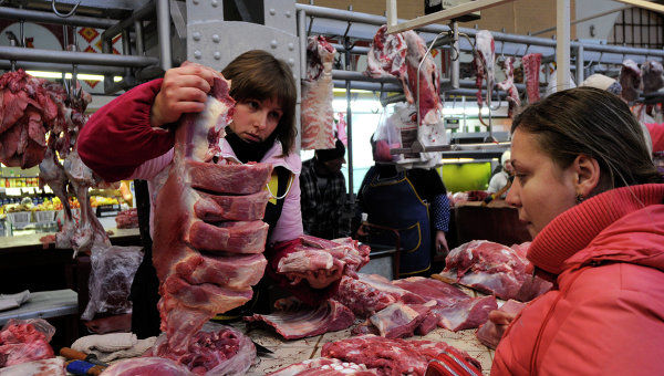 В Украине мясо дорожает быстрее роста средней зарплаты