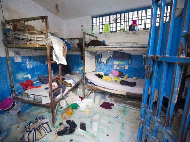Как выглядят тюрьмы в разных странах мира