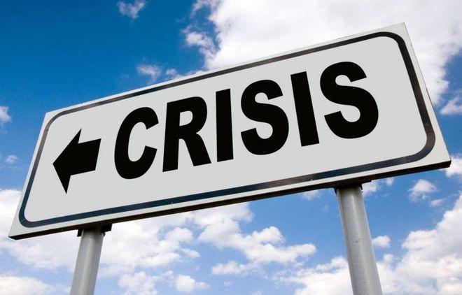 Абсолютное большинство украинцев считают, что экономика находится в кризисе