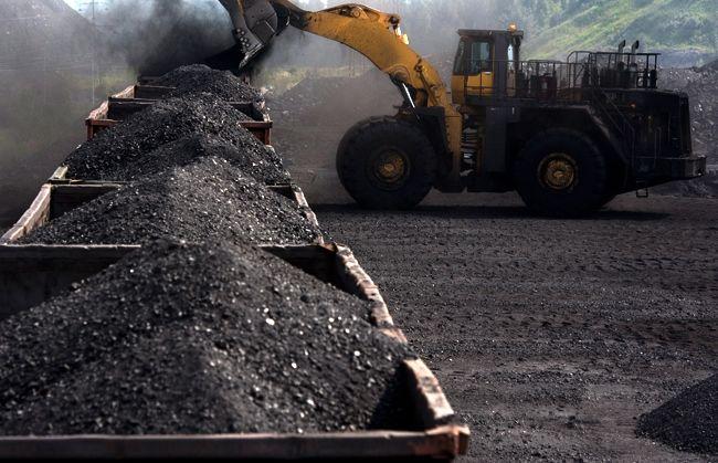 Украина втрое сократила экспорт угля в 2017 году