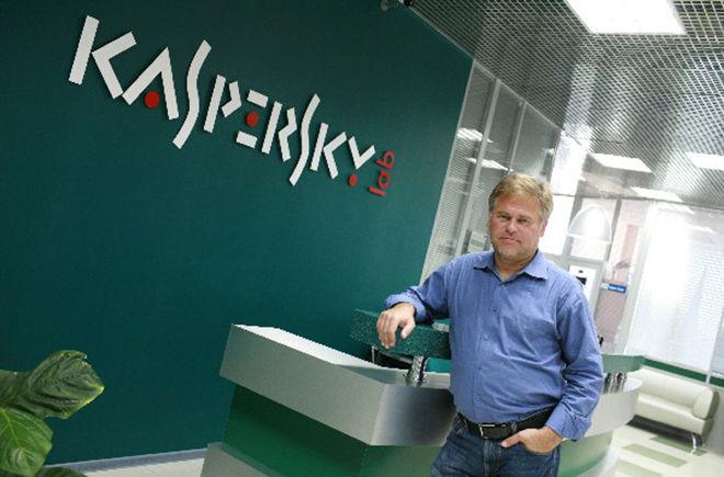 В Twitter запретили рекламу российской'Лаборатории Касперского