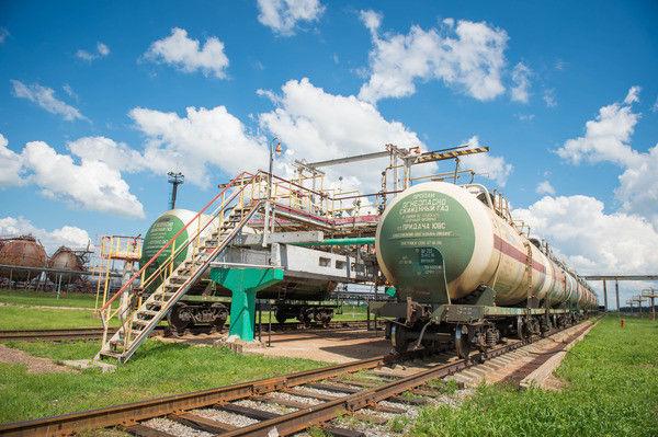 Украина увеличила закупки газового конденсата в 8 раз
