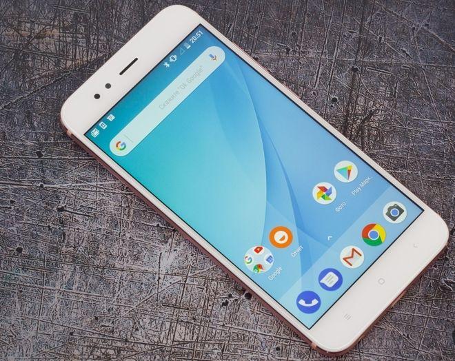 Компания Xiaomi представила Mi6X либо MiA2