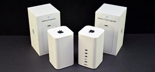 Apple снимает с производства Wi-Fi-роутеры