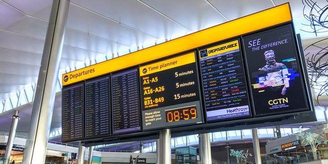 Лондонский аэропорт объявил рейсы вовселенную «Звездных войн»