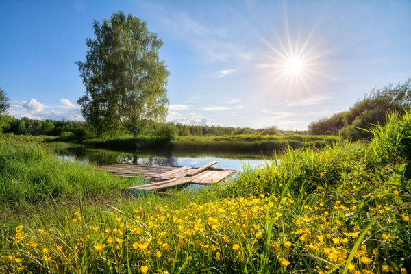 Синоптики ожидают жаркое изасушливое лето вгосударстве Украина