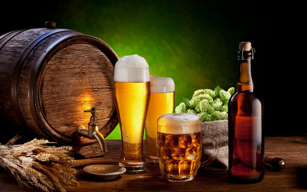 Британские пивовары будут варить пиво из объедков и отходов
