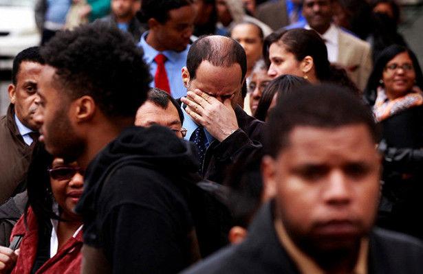 Безработица вСША весной оказалась наминимуме сдекабря 2000-ого года
