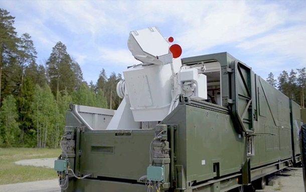 Россия намерена улучшить свой новый лазер