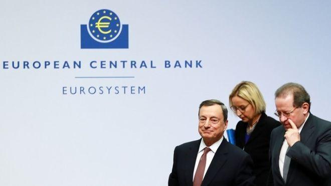 ЕЦБ предупредил о серьезной угрозе для мировой экономики