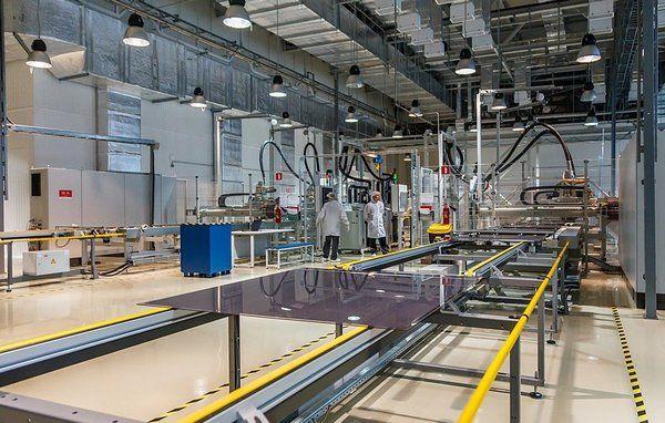 В помещении бывшего НИИ будут производить солнечные панели