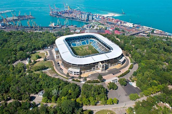 """В Одессе решили продать стадион """"Черноморец"""""""