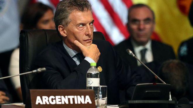 Власти Аргентины запросили помощь уМВФ