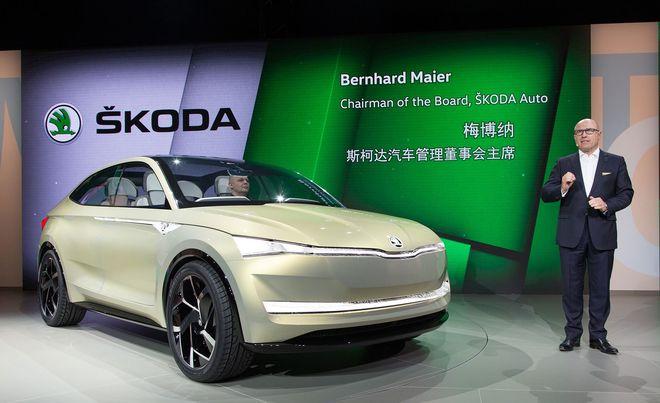 Skoda Auto стала рекордсменом по продажам и выручке