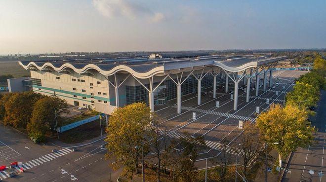Аэропорт «Одесса» реконструируют до 2019 года