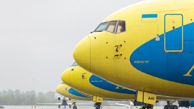 Украинские авиакомпании задолжали Госпецфонду авиации полмиллиарда гривен