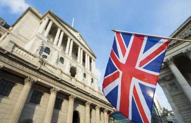 Банк Англии сохранил процентную ставку и дал прогноз по эмиссии