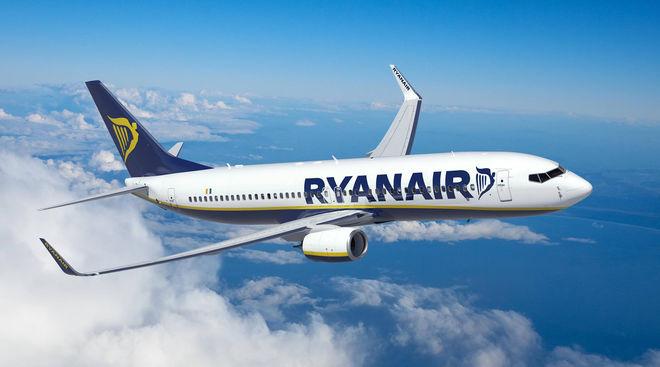 Ryanair ведет переговоры с 5 украинскими аэропортами