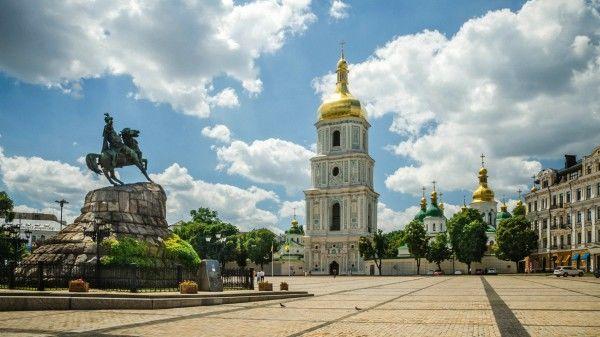 На ремонт Софиевской площади в Киеве потратят почти 70 млн грн.