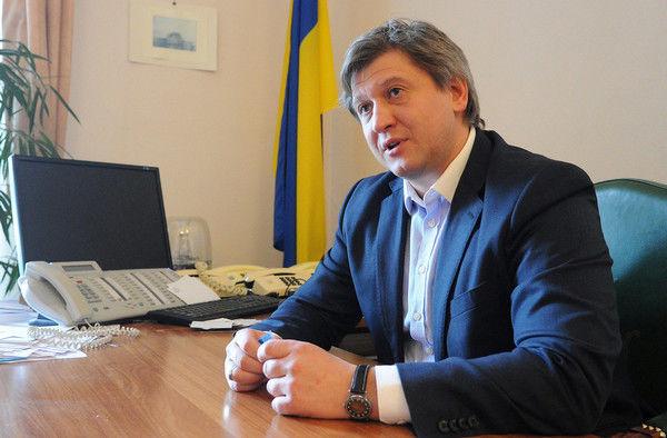 Данилюк анонсировал новую программу кредитования от МВФ для Украины