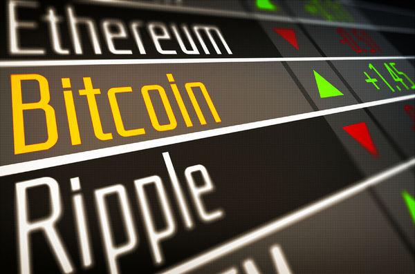Bloomberg внедряет индекс криптовалют