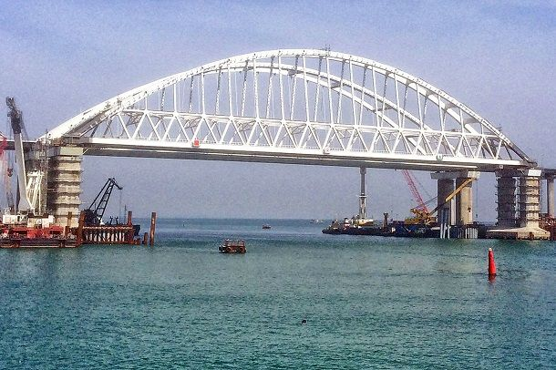 У Путина сделали новое заявление по Крымскому мосту
