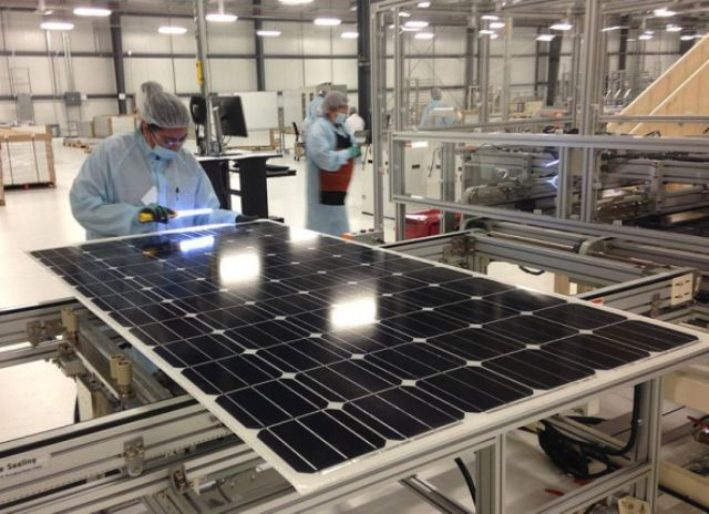Турецкая компания будет производить солнечные панели в Ивано-Франковске