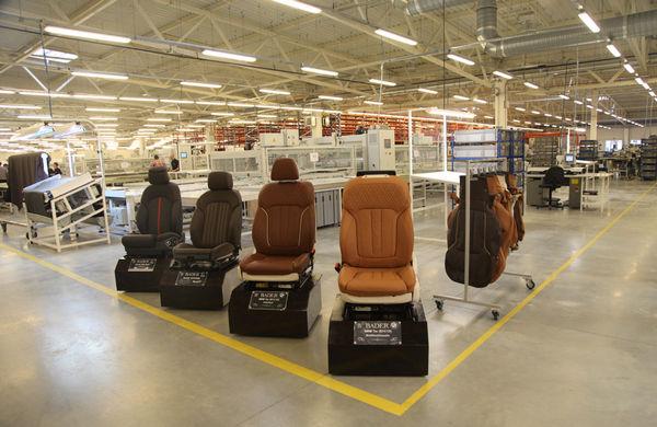 Кожаные сидения для Майбахов иМерседесов будут шить вУкраинском государстве