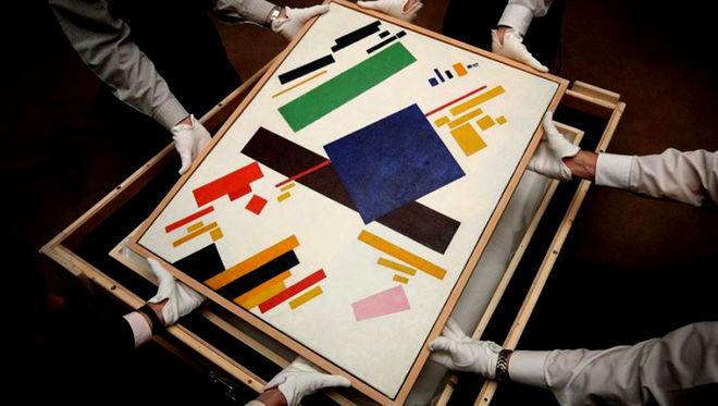 Картина Малевича ушла с молотка за рекордную сумму