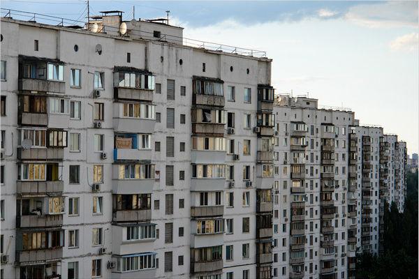 Киевские власти выделяют почти миллиард на ремонт домов