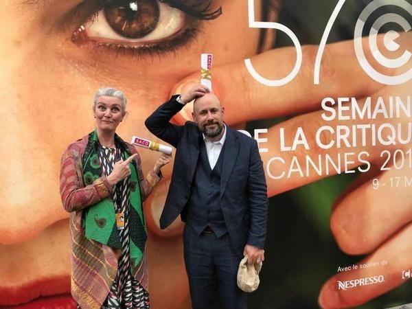 Фильм с украинским саундтреком получил награду в Каннах