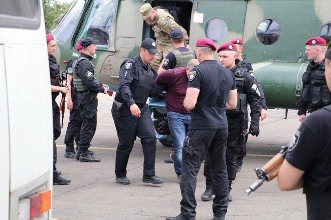 В Киеве похитили бизнесмена и требовали выкуп в $50 тысяч