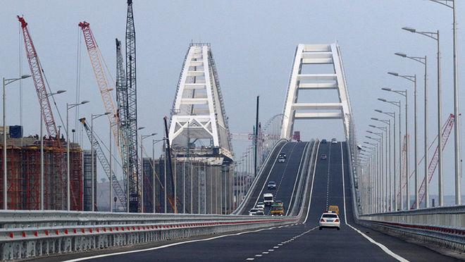 Украина ходатайствует в Арбитражный трибунал из-за Керченского моста