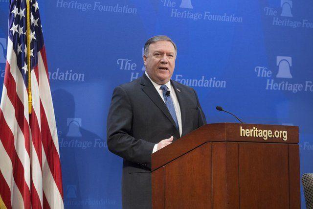 США угрожают Ирану беспрецедентными санкциями