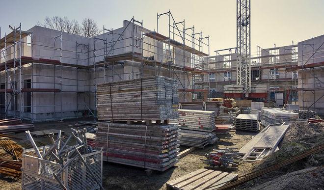В Украине стали чаще строить дома из отечественных материалов