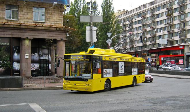 В городах Украины обновят автобусы, троллейбусы, трамваи и вагоны метро