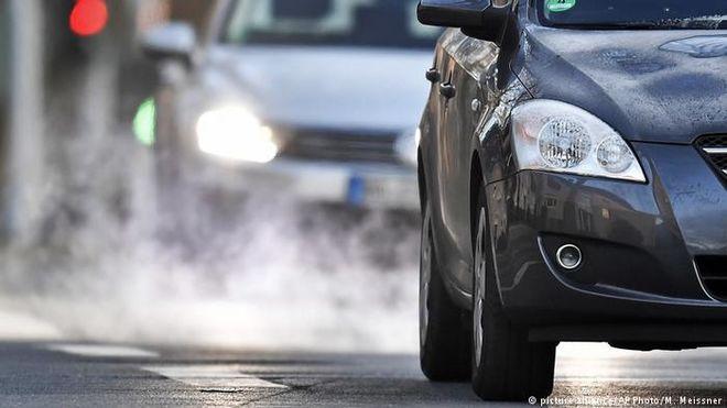 Гамбург запрещает проезд дизельных автомобилей