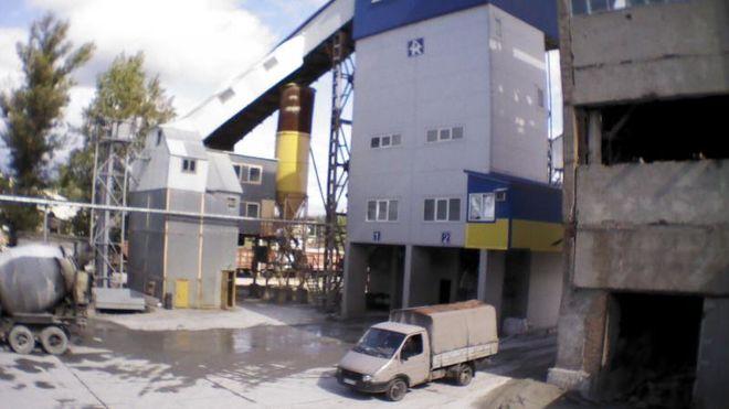 Полтавский завод бетонных изделий снова выставили на продажу