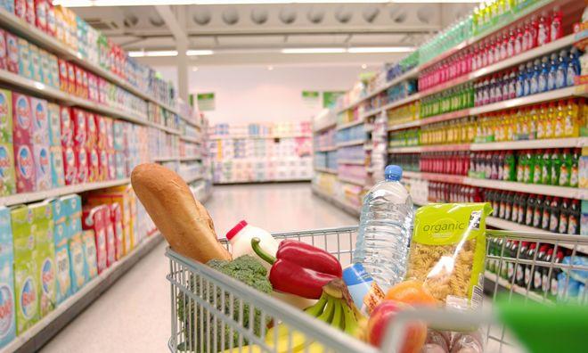 Украина попала в ТОП-5 стран по расходам на еду