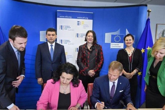 ЕИБ выделит на украинскую энергетику больше €200 млн