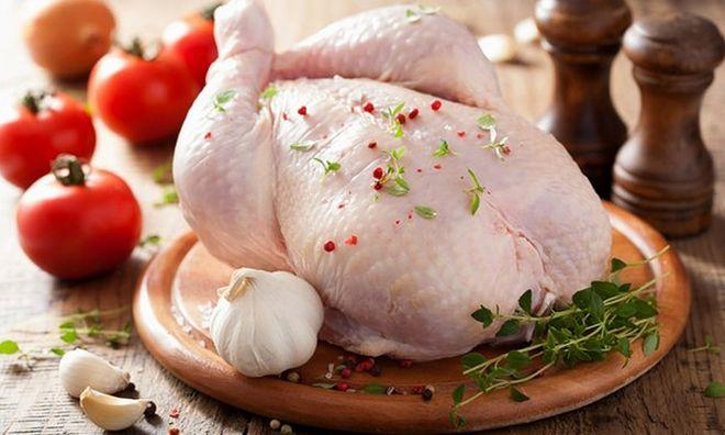 Украина вошла в десятку мировых лидеров по экспорту курятины